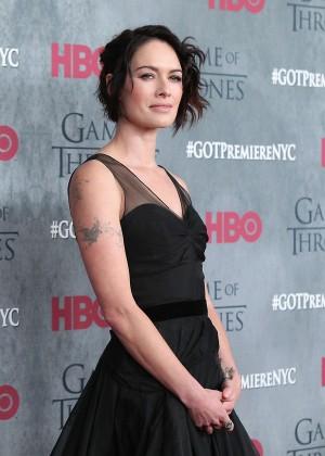 Lena Headey: Game of Thrones NY Premiere -02