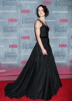 Lena Headey: Game of Thrones NY Premiere -05