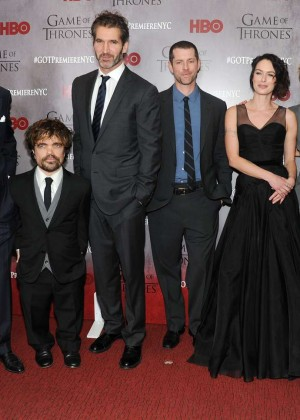 Lena Headey: Game of Thrones NY Premiere -06