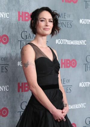 Lena Headey: Game of Thrones NY Premiere -09
