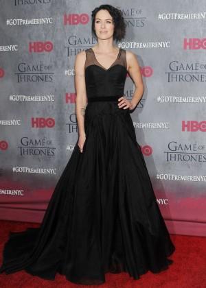 Lena Headey: Game of Thrones NY Premiere -11