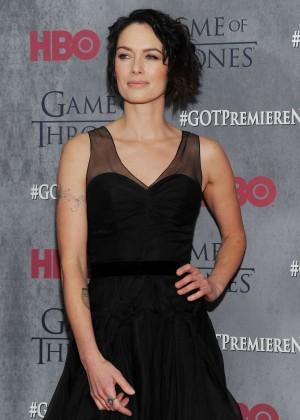 Lena Headey: Game of Thrones NY Premiere -13