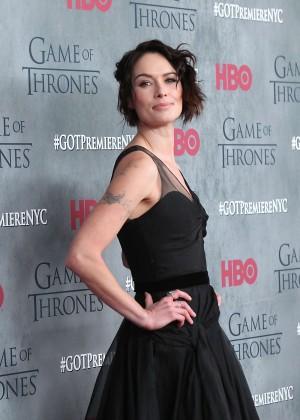 Lena Headey: Game of Thrones NY Premiere -14