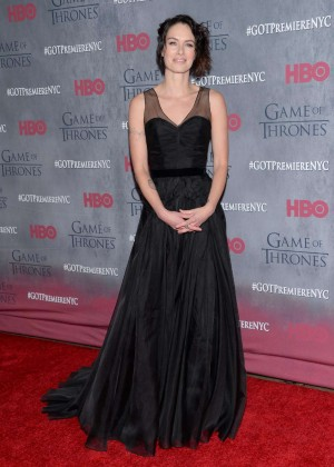 Lena Headey: Game of Thrones NY Premiere -16