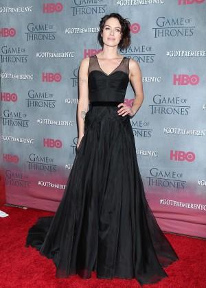 Lena Headey: Game of Thrones NY Premiere -17