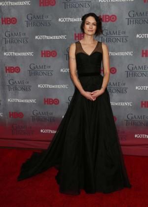Lena Headey: Game of Thrones NY Premiere -18