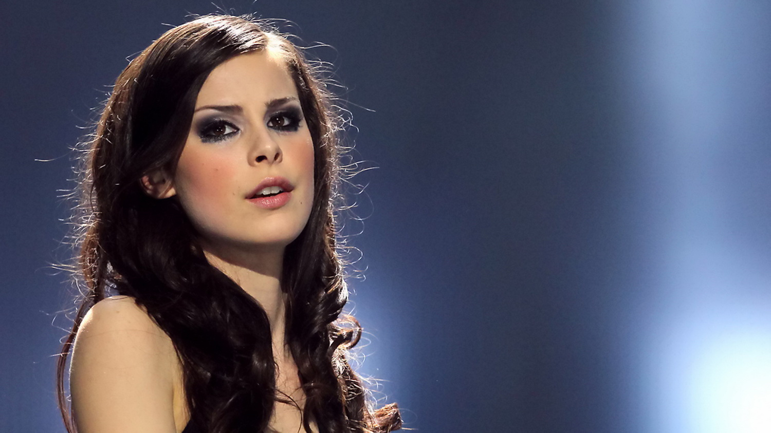 Lena Meyer Landrut Pics From Eurovision Song Contest Finale