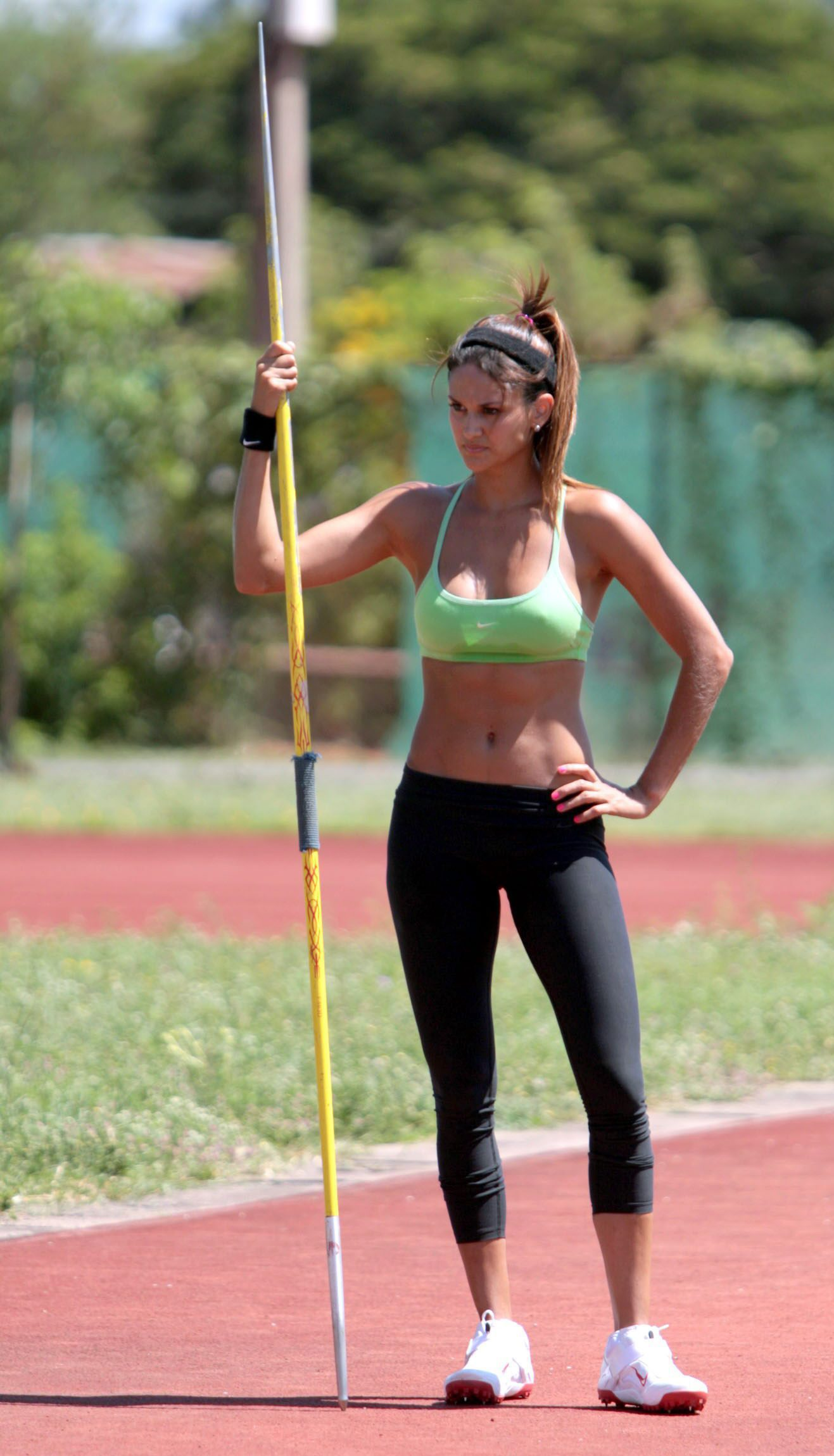 Leryn franco looking hot at training session ascencion paraguay leryn franco looking hot at training session ascencion paraguay gotceleb altavistaventures Images