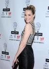 Leslie Bibb - 2013 Lucille Lortel Awards -03