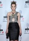 Leslie Bibb - 2013 Lucille Lortel Awards -04