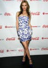Leslie Mann - Leggy in Dress at 2012 CinemaCon Awards Ceremony