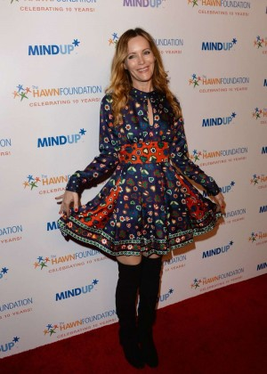 "Leslie Mann - Goldie Hawn's Inaugural ""Love In For Kids"" Charity Event"