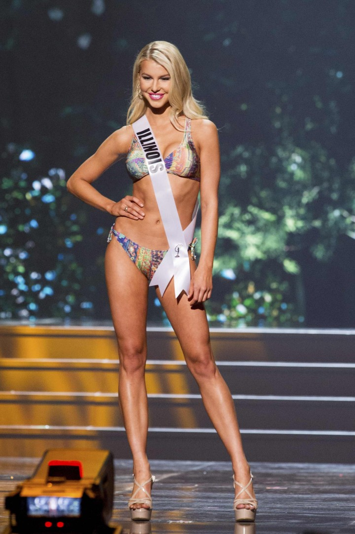 Lexi Atkins – 2014 Miss USA Preliminary Competition