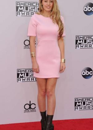 Lia Marie Johnson - 2014 American Music Awards in LA