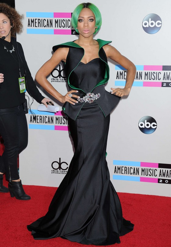 Lil Mama: 2013 American Music Awards -02
