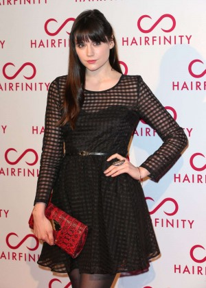 Lilah Parsons: Hairfinity Launch Party -04
