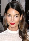 Lily Aldridge - August: Osage County Premiere -01
