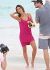 Lily Aldridge In a Bikini -02
