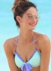 Lily Aldridge In a Bikini -25