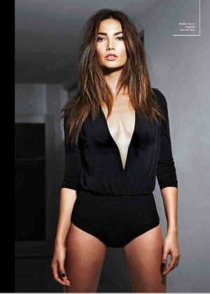 Lily Aldridge - Esquire Mexico Magazine (November 2014)