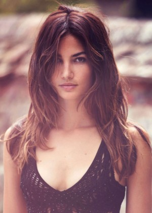 Lily Aldridge: GQ UK 2014 -02