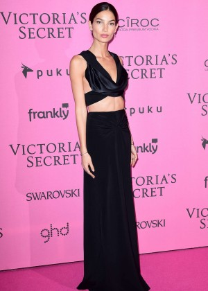 Lily Aldridge - Victoria's Secret Fashion Show After Party in London