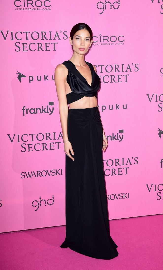 Lily Aldridge – Victoria's Secret Fashion Show After Party in London