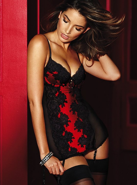Lily Aldridge - Hot Victorias Secret Photoshoot 2011-08