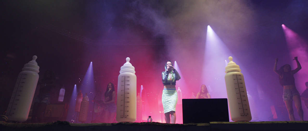 Lily Allen 2014 : Lily Allen – 2014 Indian Summer Festival in the Netherlands -02