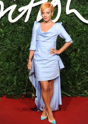 Lily Allen - 2014 British Fashion Awards in London
