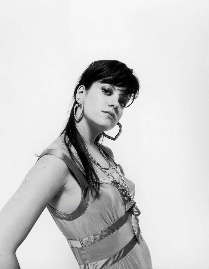 Lily Allen: Derrick Santini Photoshoot -15 - GotCeleb Lily Allen