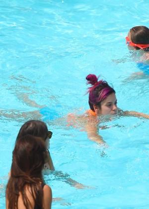 Lily Allen in bikini -15