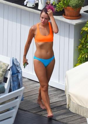 Lily Allen in bikini -20