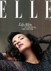 Lily Allen in Elle UK August 2011 Issue