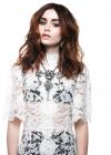 Lily Collins: Elle Magazine 2013 -01