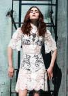 Lily Collins: Elle Magazine 2013 -04