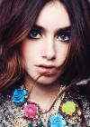 Lily Collins: Elle Magazine 2013 -05