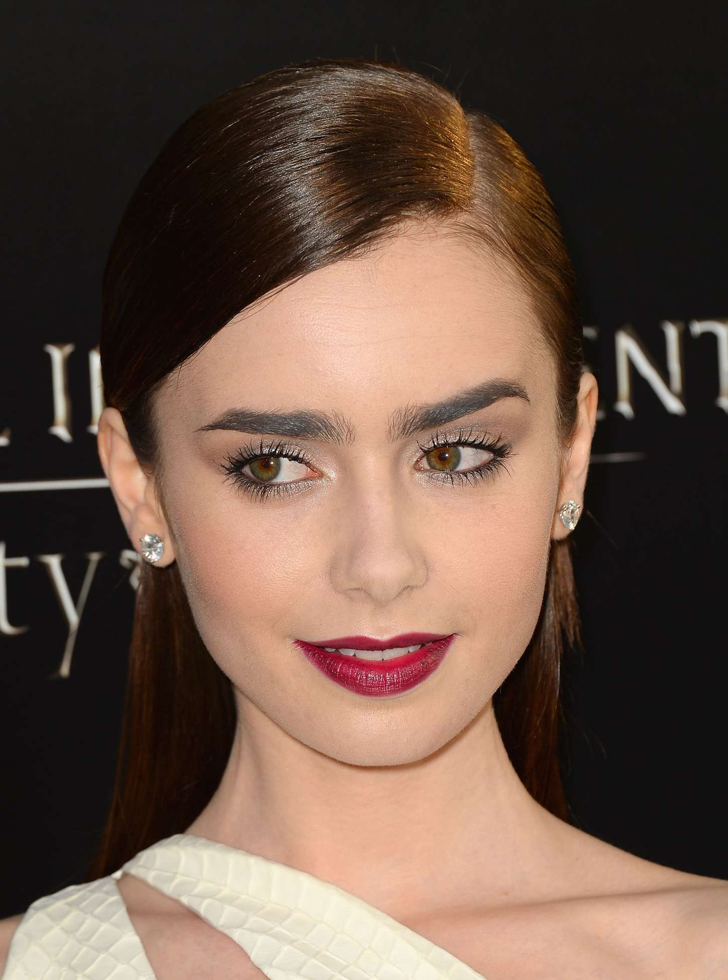 Lily Collins – The Mortal Instruments City Of Bones ...