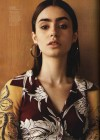 Lily Collins: Vanity Fair France -06