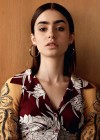 Lily Collins: Vanity Fair France -08
