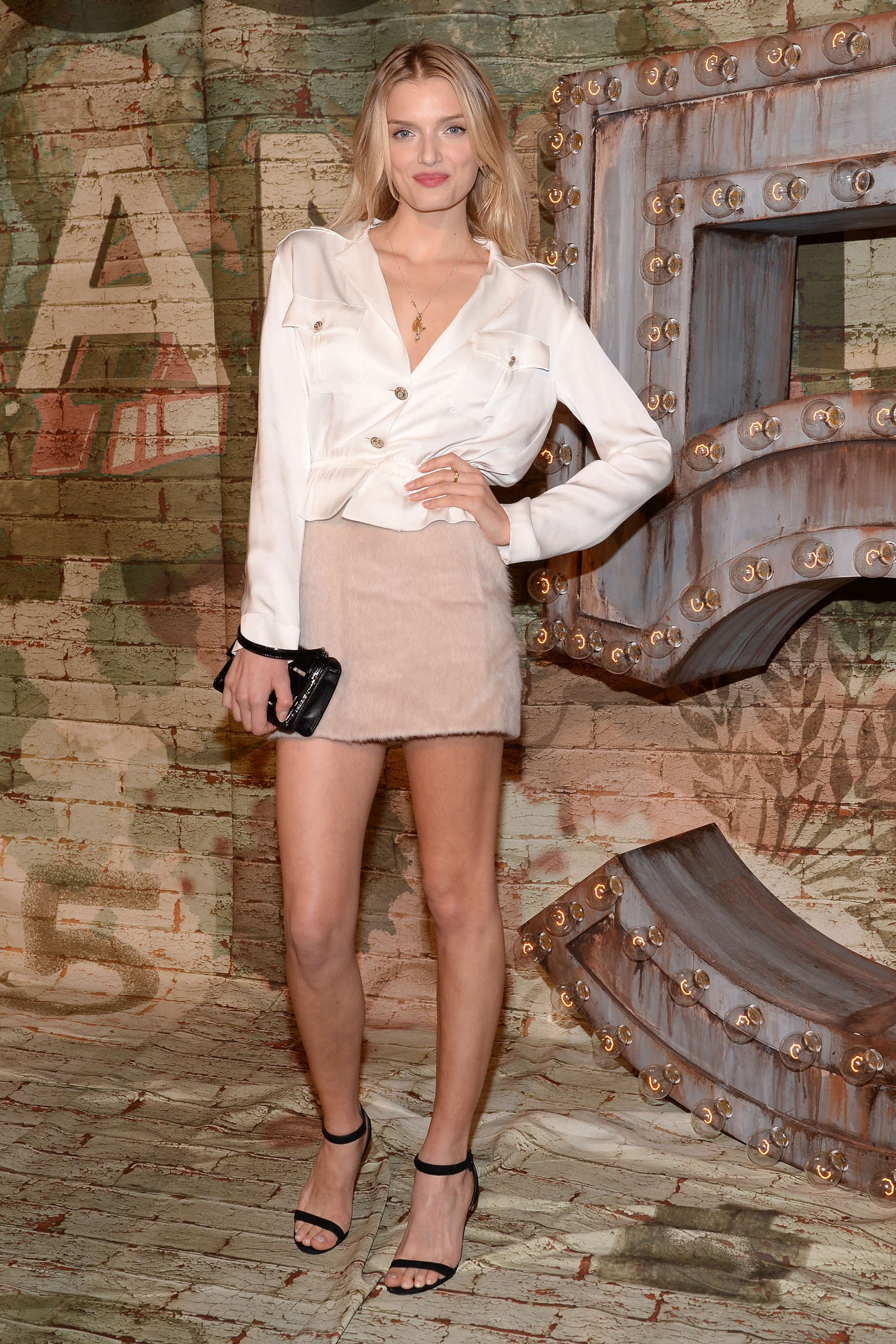 lily donaldson � no 5 the film by baz luhrman premiere in