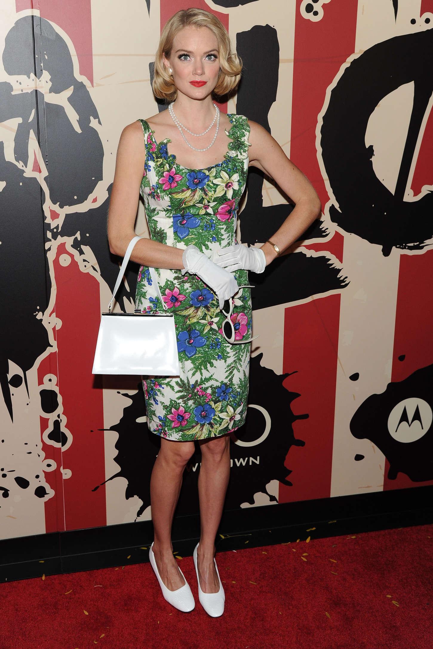 Lindsay Ellingson: 2014 Heidi Klum Halloween Party -03 - GotCeleb
