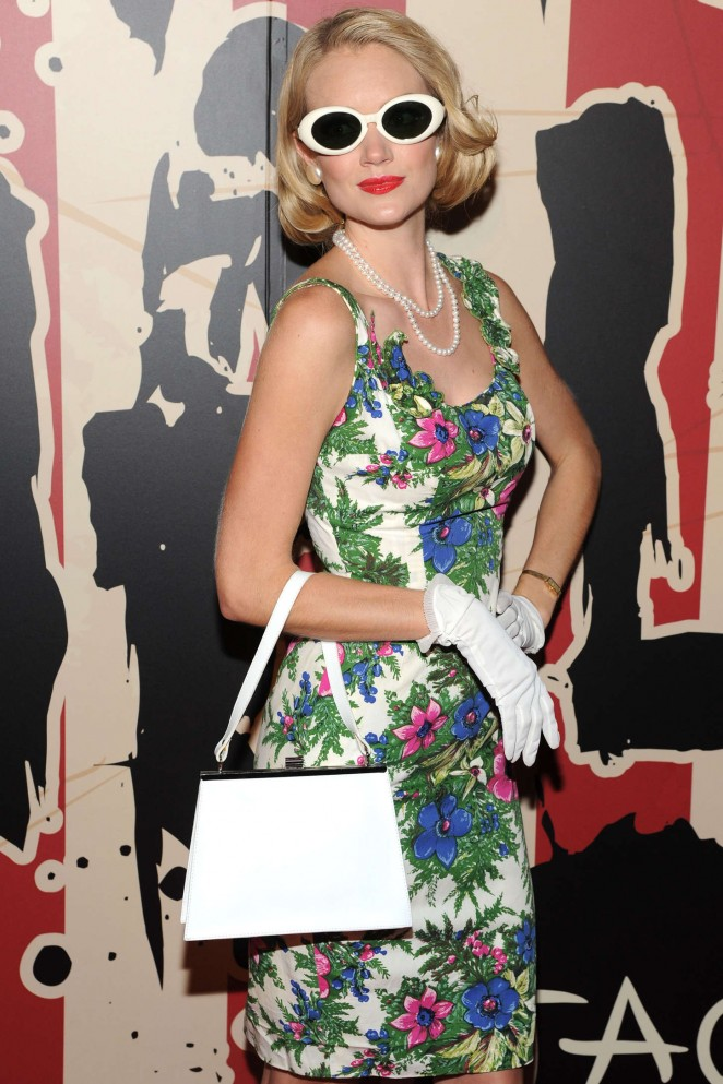 Lindsay Ellingson – Heidi Klum's 15th Annual Halloween Party in NY