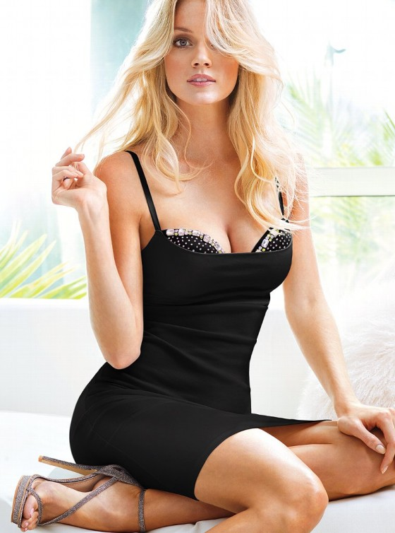 Lindsay Ellingson Photoshoot for Victorias Secret 2012