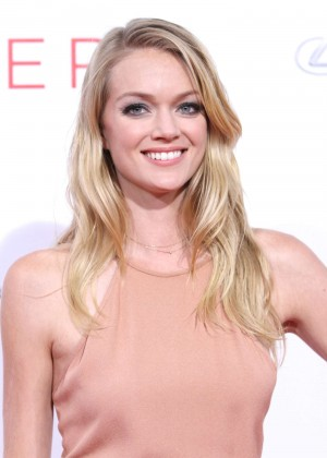 "Lindsay Ellingson - ""The Giver"" Premiere in NYC"