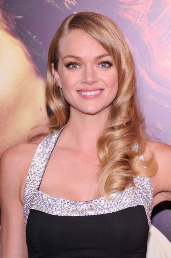 Lindsay Ellingson – The Hunger Games: Catching Fire Screening in NYC