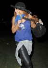 Lindsay Lohan - 2012 Coachella Valley Music and Arts Festival