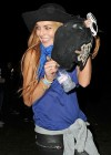 Lindsay Lohan - 2012 Coachella Valley Music and Arts Festival-11