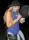 Lindsay Lohan - 2012 Coachella Valley Music and Arts Festival-18