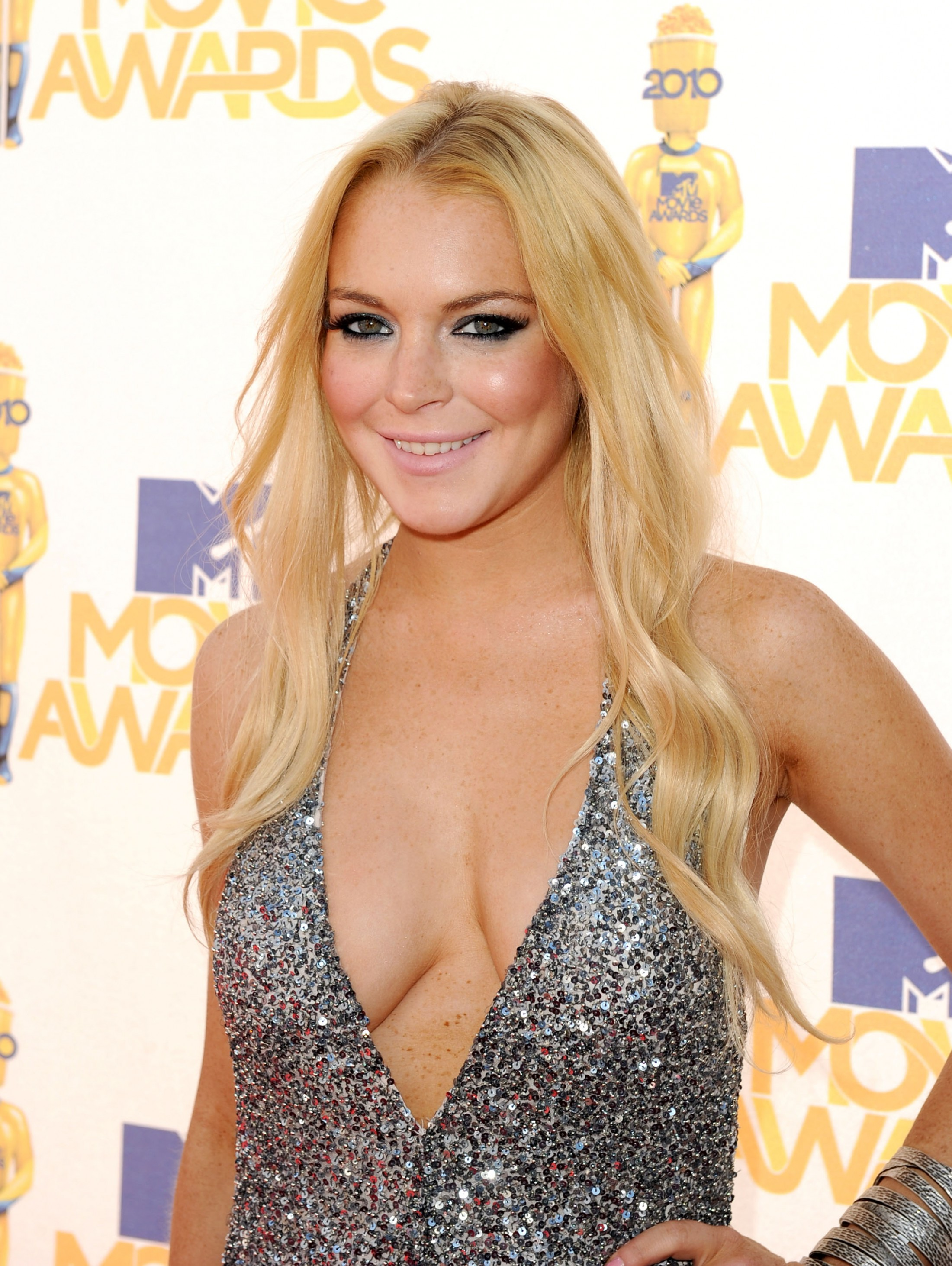 Back to post Lindsay Lohan – 2010 MTV Movie Awards